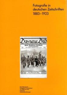 """Bernd Weise: """"Fotografie in deutschen Zeitschriften 1883 - 1923"""""""