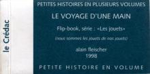 """Alain Fleischer: """"Le voyage d'une main"""", 1998"""