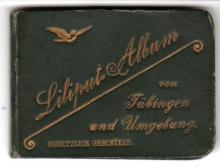 Paul Sinner: Liliput Album von Tübingen und Umgebung