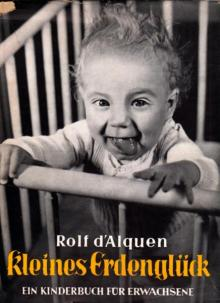"Rolf d'Aquen: ""Kleines Erdenglück"", Bayreuth 1942"
