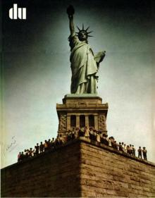 "Du-Heft Nr. 419 vom Januar 1976, Neal Slavin: ""Amerika 76"""
