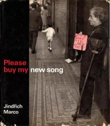 "Marco Jindrich : ""Please buy my new song"""