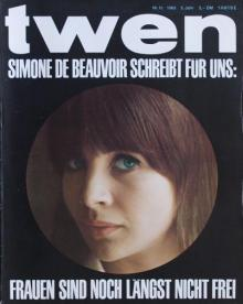 twen Ausgabe Oktober 1963, Titelfoto: Hamilton Millard