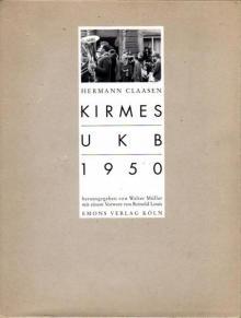 "Hermann Claasen: ""Kirmes UKB 1950"", Köln, 1992"