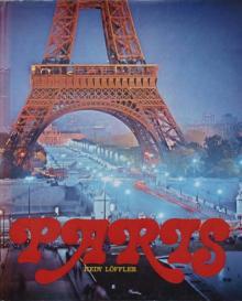 """Hedy Löffler: """"Paris"""", Bukarest 1980, Editura Sport-Turism"""