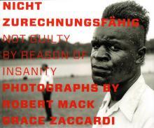 """Robert Mack, Grace Zaccardi: """"Nicht zurechnungsfähig. Not Guilty by Reason of Insanity"""", Mannheim 2013"""