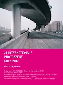 21. Internationale Photoszene Köln Katalog