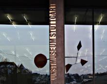 Kunstmuseum Stuttgart Eingangsbereich
