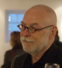 Michael Nether, Vernissage in der Galerie Norbert Nieser, April 2016