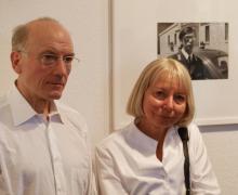 Gabriele und Helmut Nothhelfer
