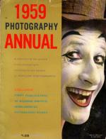 1959 Photography Annual, New York 1958, Ziff-Davis Publishing Company
