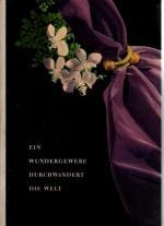 """Willi Schickling: """"Ein Wundergewebe durchwandert die Welt"""", Ebingen 1954"""