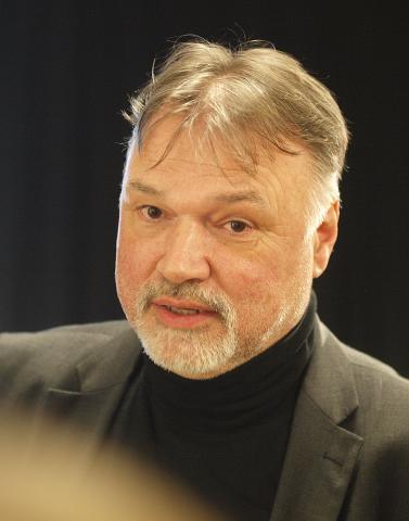 Horst Hamann im d.a.i. Tübingen 2014