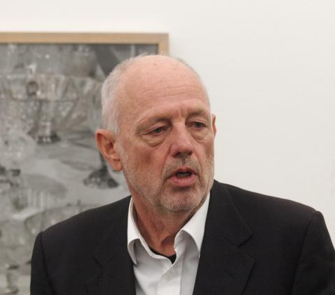 Leo Kandl, Otto Breicha-Preis für Fotokunst 2015, Salzburg