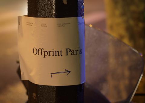 Offprint Paris 2011