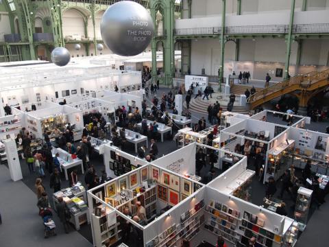 Paris Photo 2012, Fotobuchstände