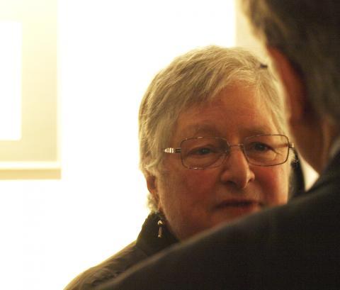 Joanne Leonard, Tübingen 04.12.2013