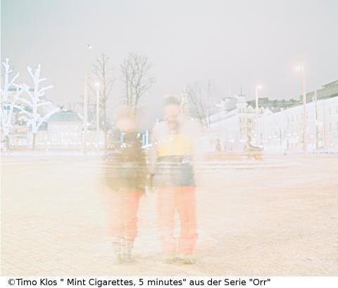 """Timo Klos: """"Mint Cigarettes, 5 minutes"""" aus der Serie """"Orr"""""""